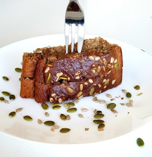 Gezond recept Banenenbrood