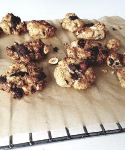 Gezonde bakmix Choco pindakaas koekjes