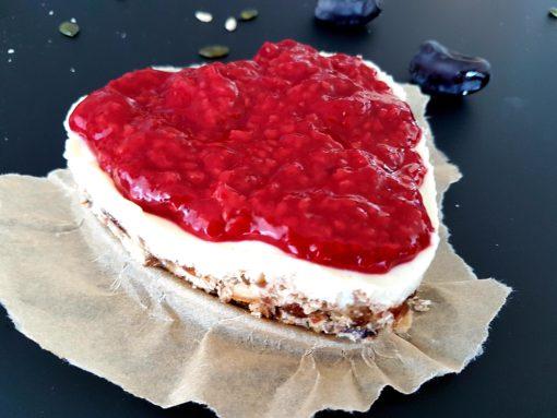 gezonde bakmix taartbodem