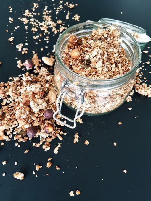 Gezonde bakmix granola