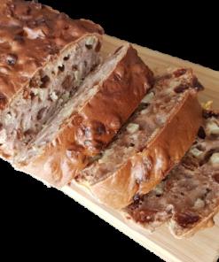 Gezonde bakmix kwarkbrood